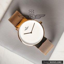 Đồng hồ nam SRWATCH SG5521.1302 đơn giản