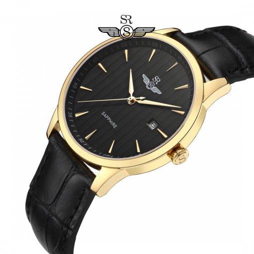 Đồng hồ nam SRWATCH SG5751.4601 đen đẹp