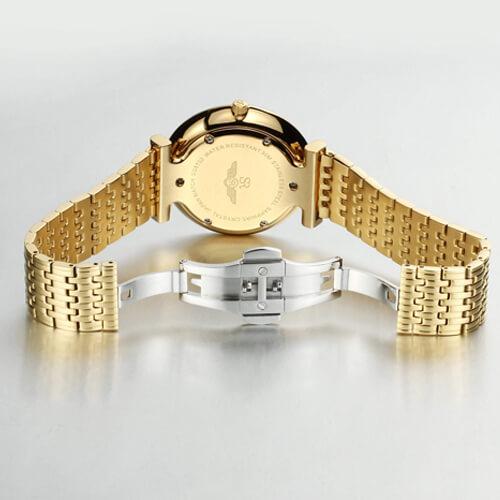 Đồng hồ nam SRWATCH SG8702.1401 đen chính hãng