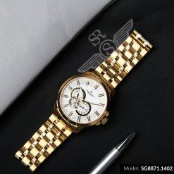 Đồng hồ nam SRWATCH SG8871.1402 cận cảnh