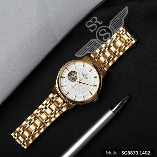 Đồng hồ nam SRWATCH SG8873.1402 chính hãng