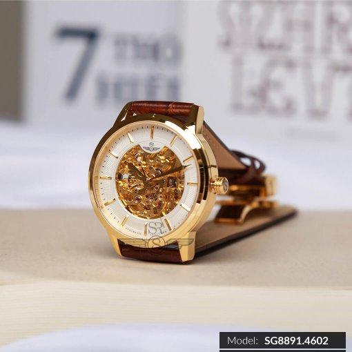 Đồng hồ nam SRWATCH SG8891.4602 trắng-1