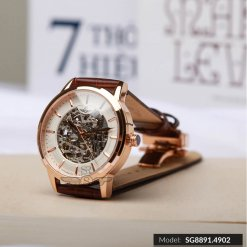 Đồng hồ nam SRWATCH SG8891.4902 trắng-1