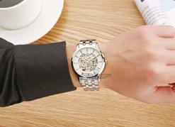 Đồng hồ nam SRWATCH SG8892.1102 trắng-3