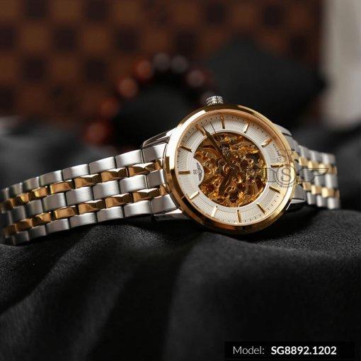Đồng hồ nam SRWATCH SG8892.1202 trắng-2