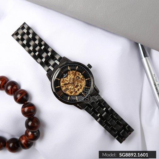 Đồng hồ nam SRWATCH SG8892.1601 đen-1