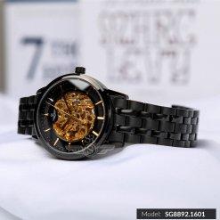 Đồng hồ nam SRWATCH SG8892.1601 đen-2