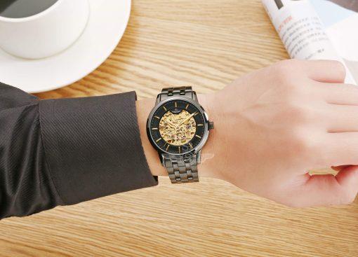 Đồng hồ nam SRWATCH SG8892.1601 đen-3