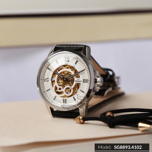 Đồng hồ nam SRWATCH SG8893.4102 trắng-1
