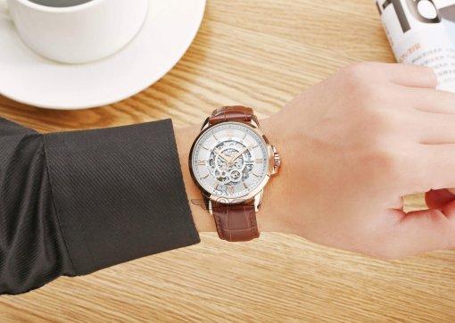 Đồng hồ nam SRWATCH SG8893.4902 trắng-3