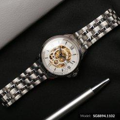 Đồng hồ nam SRWATCH SG8894.1102 trắng-1