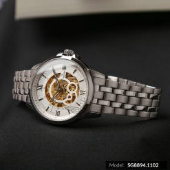 Đồng hồ nam SRWATCH SG8894.1102 trắng-2