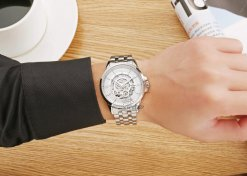 Đồng hồ nam SRWATCH SG8894.1102 trắng-3