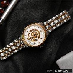 Đồng hồ nam SRWATCH SG8894.1202 trắng -1