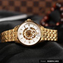 Đồng hồ nam SRWATCH SG8894.1402 trắng-2