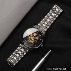 Đồng hồ nam SRWATCH SG8896.1101 đen-1