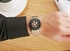 Đồng hồ nam SRWATCH SG8896.1201 đen-3