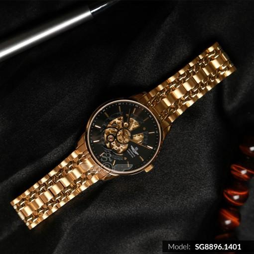 Đồng hồ nam SRWATCH SG8896.1401 đen-1