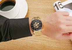 Đồng hồ nam SRWATCH SG8896.1401 đen-3