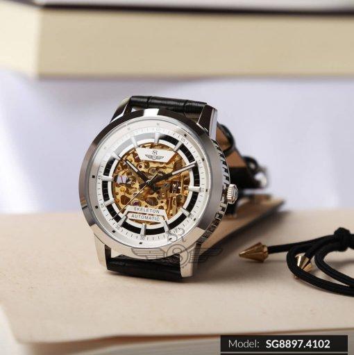 Đồng hồ nam SRWATCH SG8897.4102 silver -1