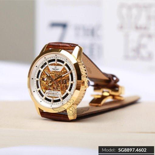 Đồng hồ nam SRWATCH SG8897.4602 gold-1