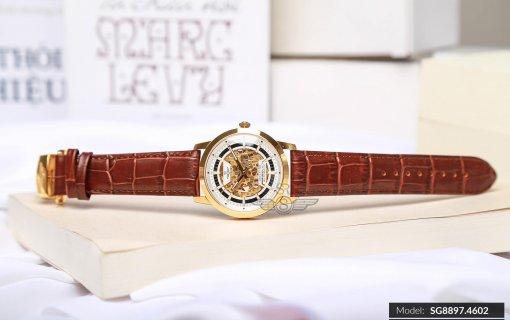 Đồng hồ nam SRWATCH SG8897.4602 gold-2