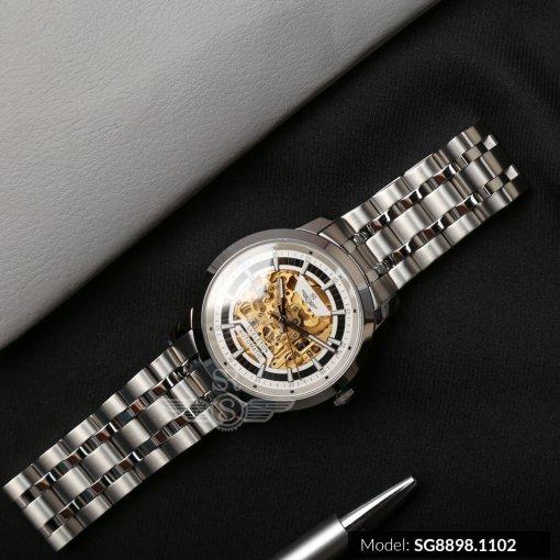 Đồng hồ nam SRWATCH SG8898.1102 silver-1