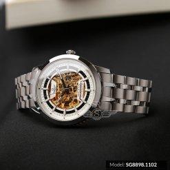 Đồng hồ nam SRWATCH SG8898.1102 silver-2