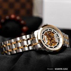 Đồng hồ nam SRWATCH SG8898.1202 silver-2