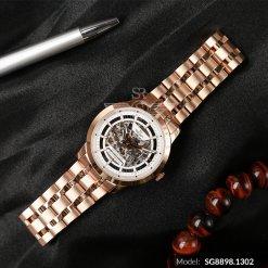 Đồng hồ nam SRWATCH SG8898.1302 gold-1