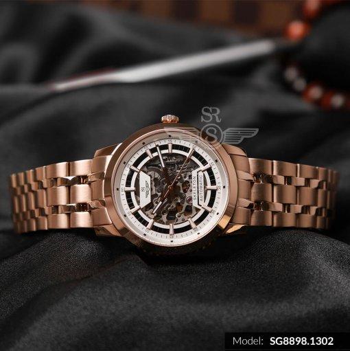 Đồng hồ nam SRWATCH SG8898.1302 gold-2