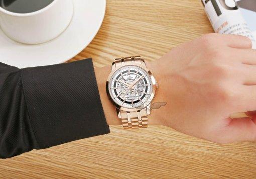 Đồng hồ nam SRWATCH SG8898.1302 gold-3