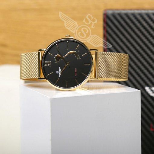 Đồng hồ nam SRWATCH VNU2318.1401 LIMITED EDITION đẹp