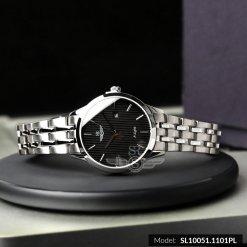 Đồng hồ nữ SRWATCH SL10051.1101PL đen-2