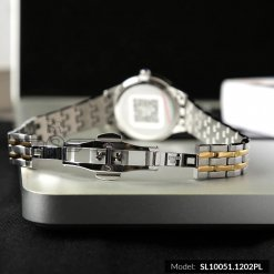 Đồng hồ nữ SRWATCH SL10051.1202PL trắng-2
