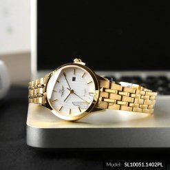 Đồng hồ nữ SRWATCH SL10051.1402PL trắng-1