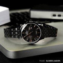 Đồng hồ nữ SRWATCH SL10051.1601PL đen-2