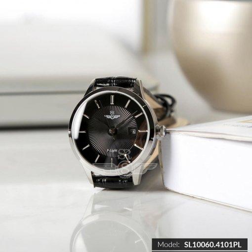 Đồng hồ nữ SRWATCH SL10060.4101PL đen-2