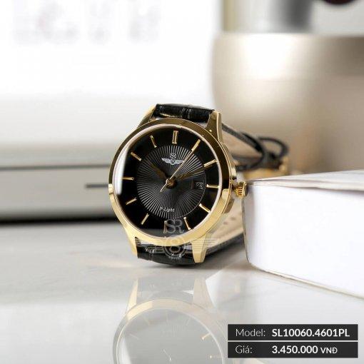 Đồng hồ nữ SRWATCH SL10060.4601PL đen-2