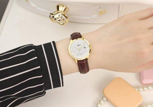 Đồng hồ nữ SRWATCH SL10060.4602PL trắng-4