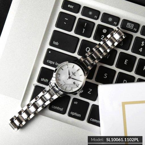 Đồng hồ nữ SRWATCH SL10061.1102PL trắng-1