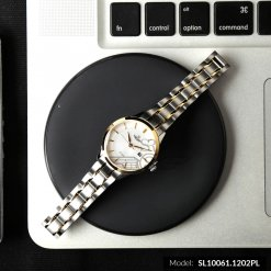 Đồng hồ nữ SRWATCH SL10061.1202PL trắng-1