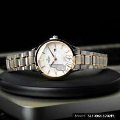 Đồng hồ nữ SRWATCH SL10061.1202PL trắng-2