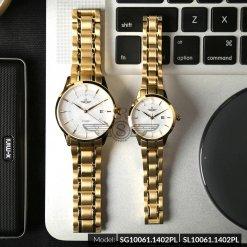 Đồng hồ nữ SRWATCH SL10061.1402PL trắng-2