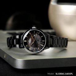 Đồng hồ nữ SRWATCH SL10061.1601PL đen-1