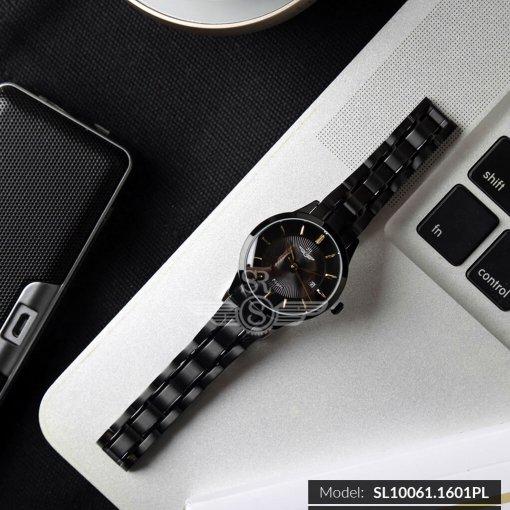 Đồng hồ nữ SRWATCH SL10061.1601PL đen-2