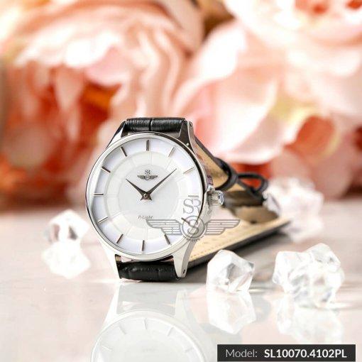 Đồng hồ nữ SRWATCH SL10070.4102PL trắng-2