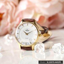 Đồng hồ nữ SRWATCH SL10070.4602PL trắng-1