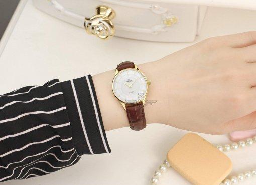 Đồng hồ nữ SRWATCH SL10070.4602PL trắng-3