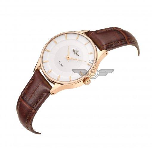 Đồng hồ nữ SRWATCH SL10070.4902PL trắng-1